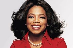 Oprah marketing