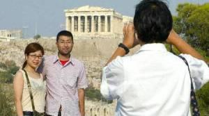 touristes kina
