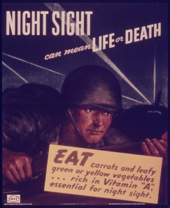 -Night_sight_can_mean_life_of_dealth._Eat_carrots_and_leafly_greens_or_yellow_vegetables,_rich_in_vitamins-_-_NARA_-_515071